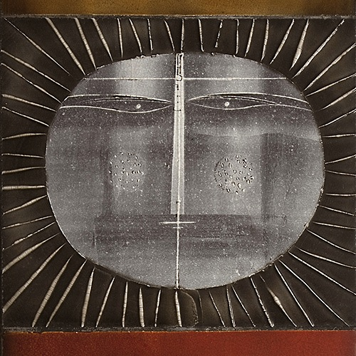 Roger Capron - Table basse Soleil