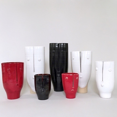 DaLo - Groupes de vases Idoles