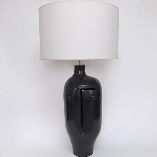 DaLo - Grande lampe à visage fendu
