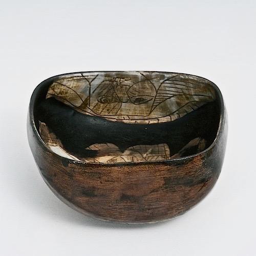 Eugène Fidler - Ceramic Bowl