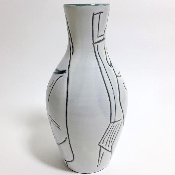 Jacques Innocenti - Vase bouteille 1