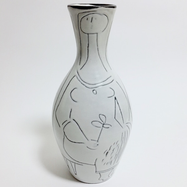 Jacques Innocenti - Vase bouteille 2