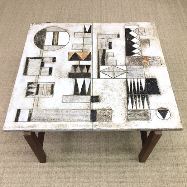 2 Potiers - Table basse