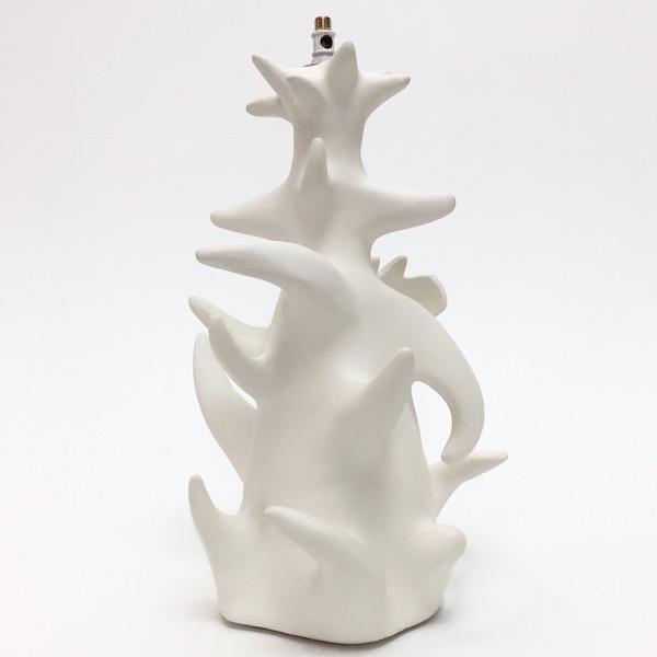 Nicolas Ramuz - Pied de lampe forme libre