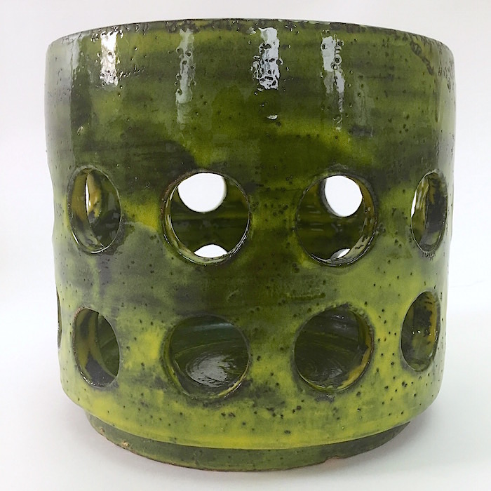 Mado Jolain - Ceramic Vase or Cachepot