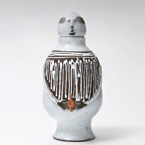 Albert Thiry - Pot anthropomorphe