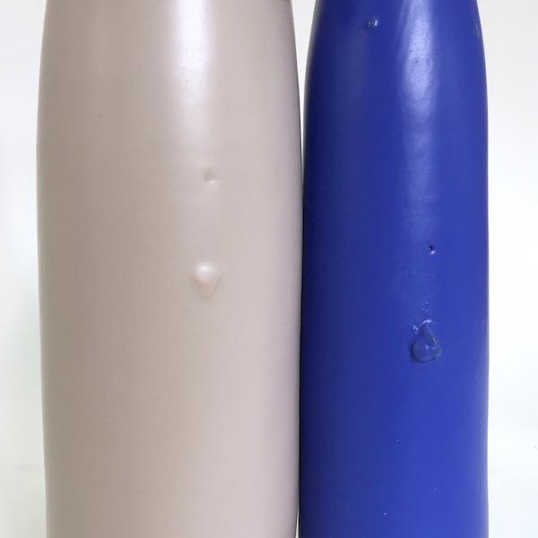 DaLo - Couple of Bottle Vases