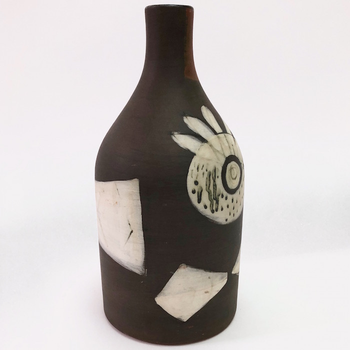 Jacques Innocenti - Vase bouteille