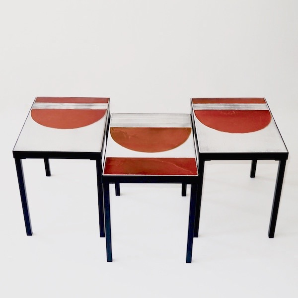Roger Capron - Tables d'appoint
