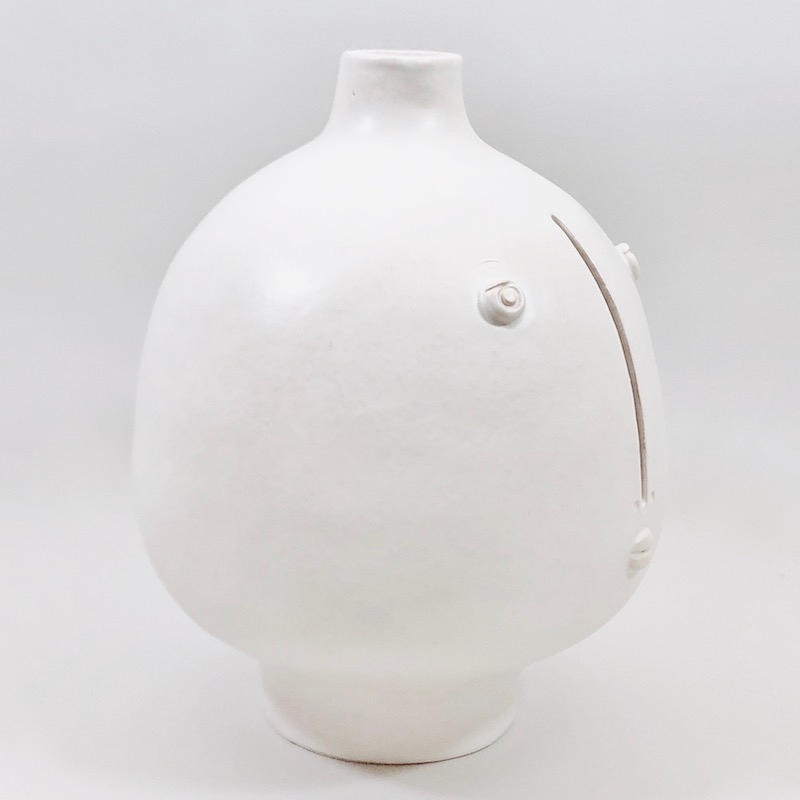 DaLo - Lampe boule, blanche