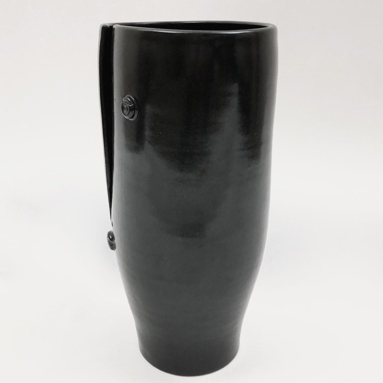 DaLo - Vases Idole blanc et noir