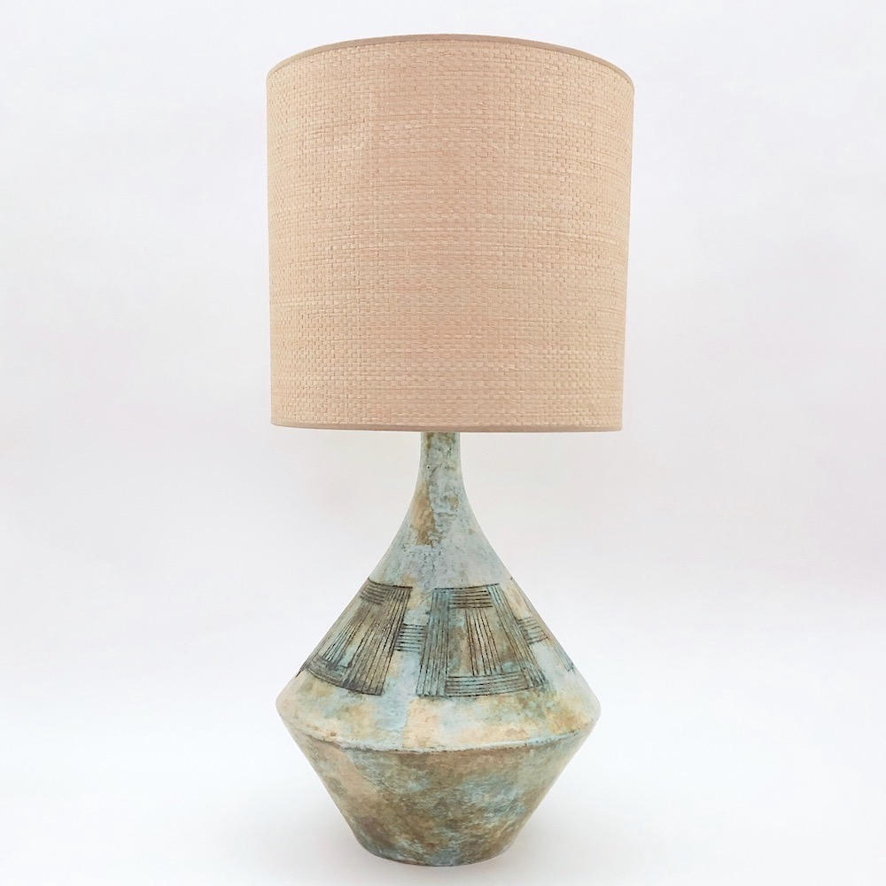 2 Potiers - Ceramic Lamp Base