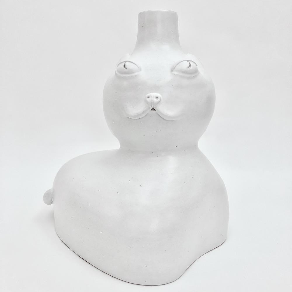 DaLo - Lampe céramique au chat