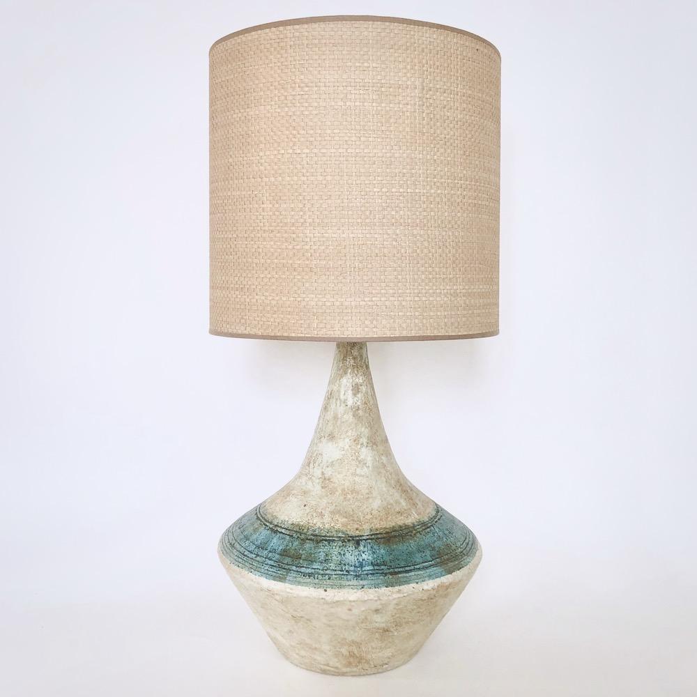 2 Potiers - Pied de lampe