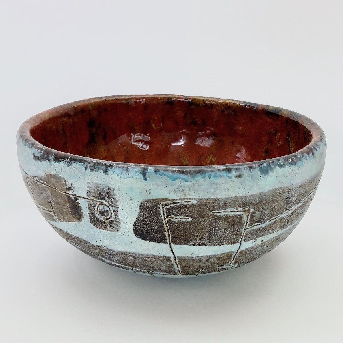 Andre Aleth Masson - Ceramic Bowl