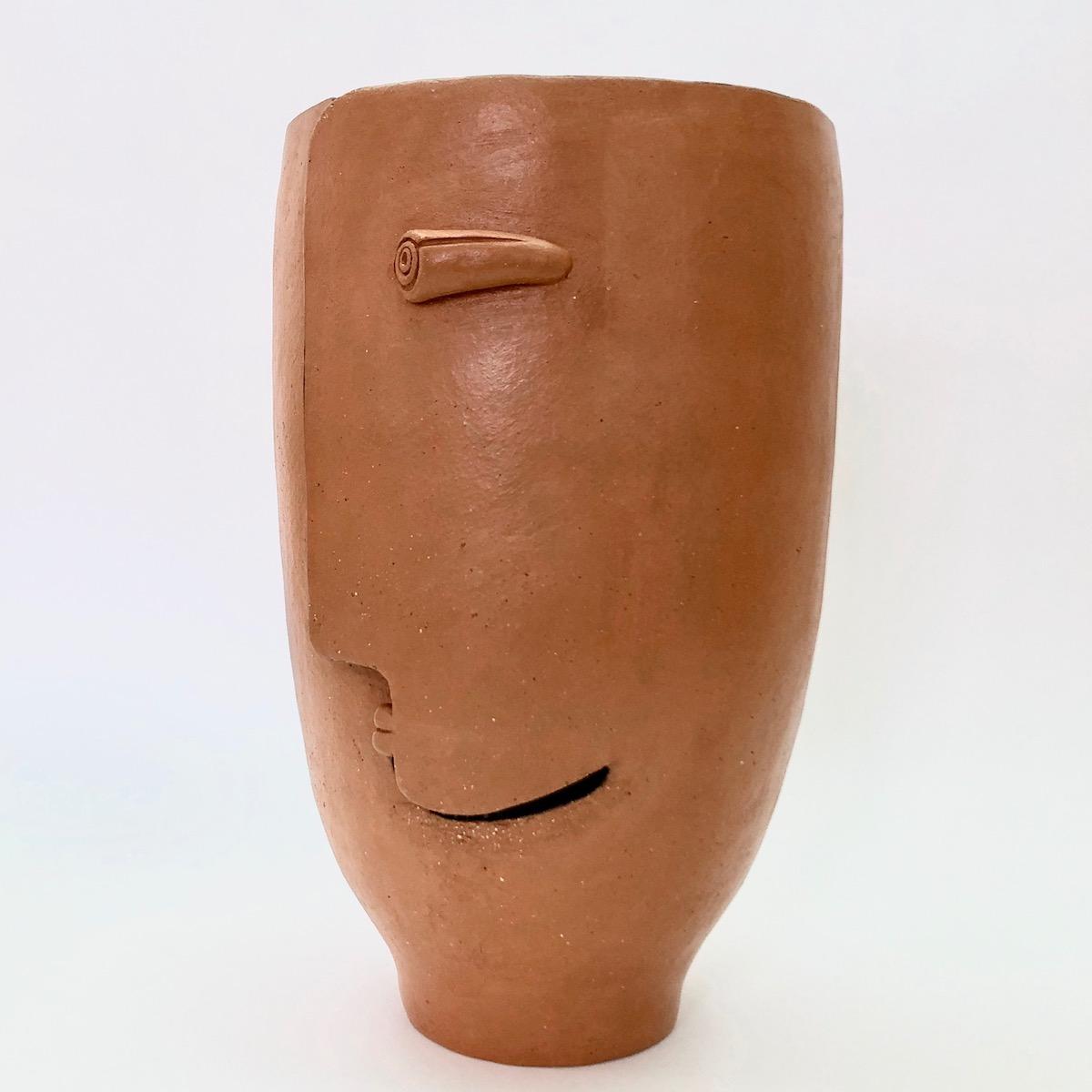 DaLo - Grand vase à demi ouvert