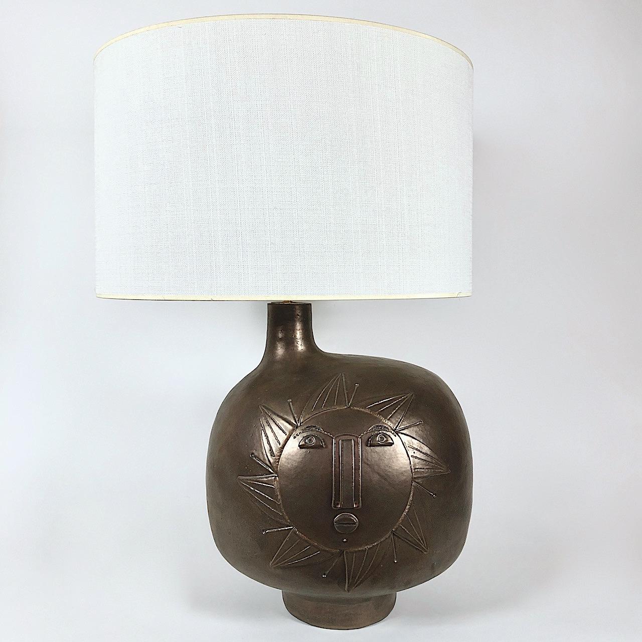 DaLo - Pied de lampe Soleils
