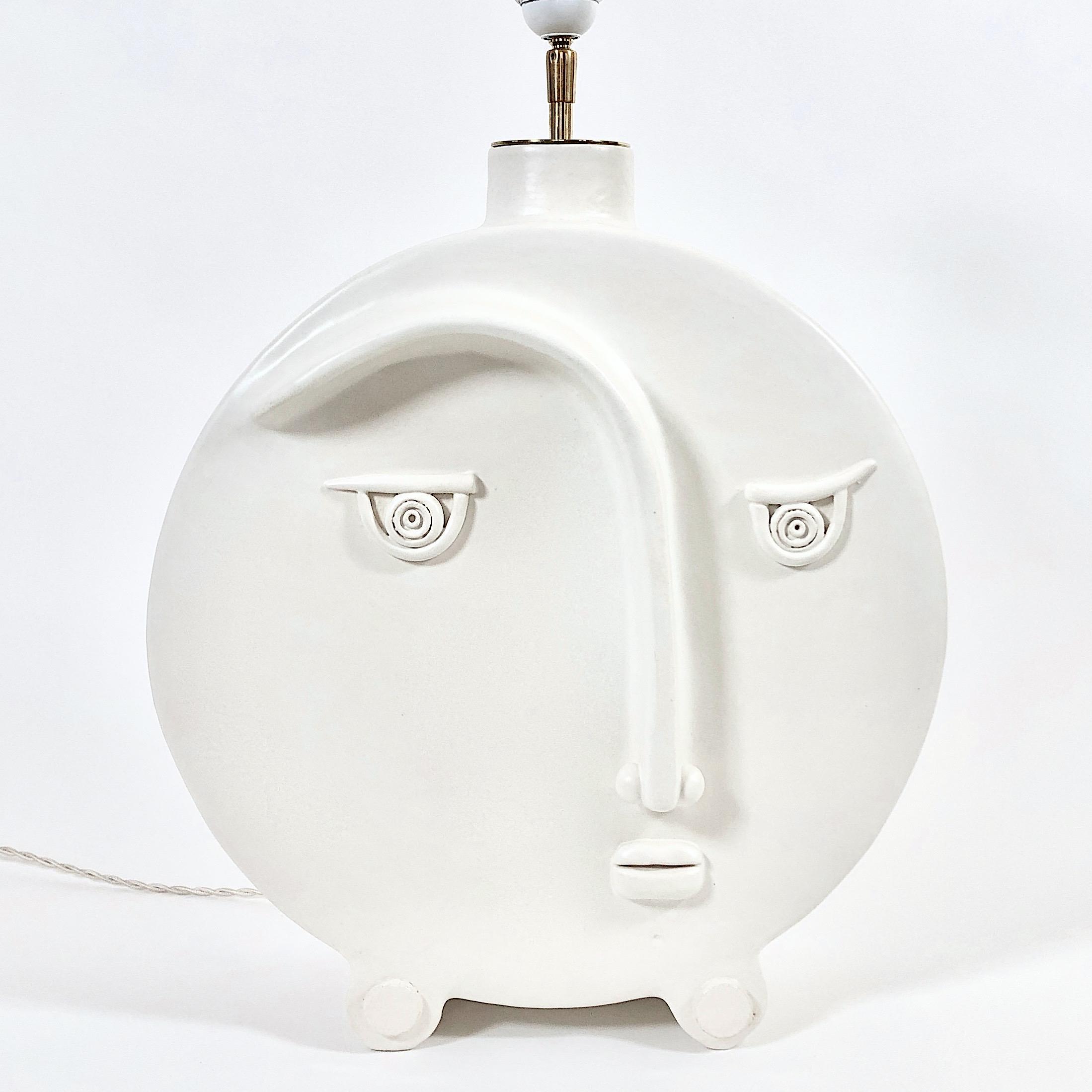 DaLo - Pied de lampe à double éclairages