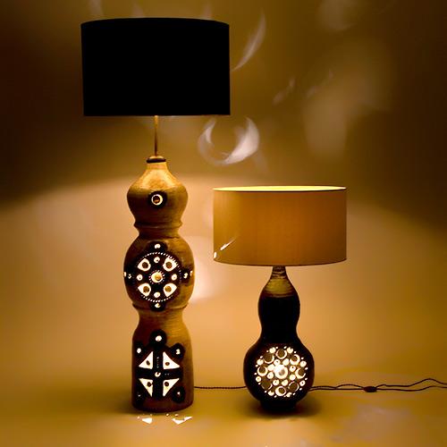 Georges Pelletier - Lampe