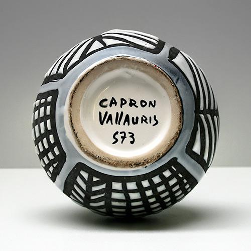 Roger Capron - Vase soliflore