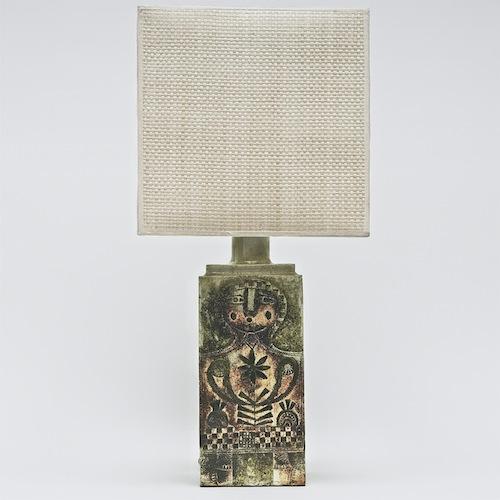 Roger Capron - Pied de lampe