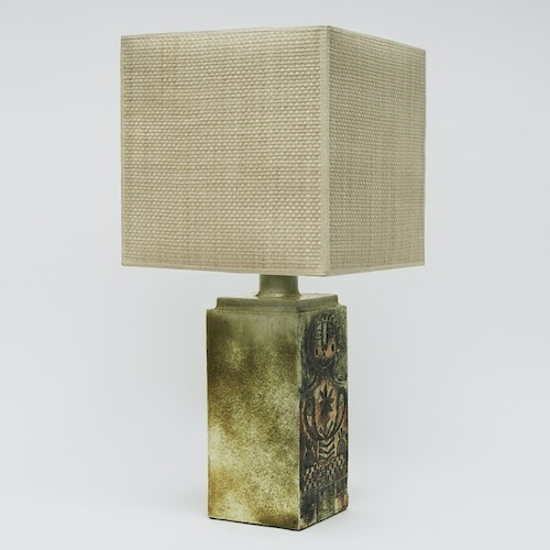 Roger Capron - Ceramic Table Lamp