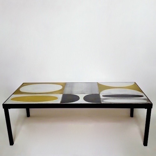 Emejing Table De Salon Jaune Contemporary - House Design ...