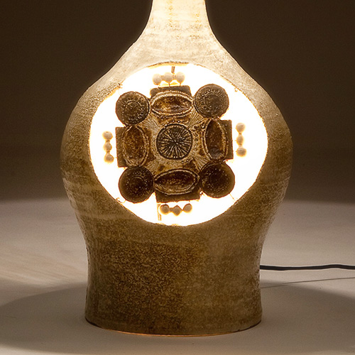 Georges Pelletier - Lampe de table