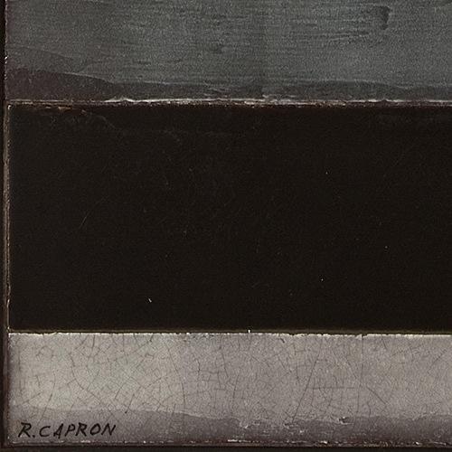 Roger Capron - Table basse / Vendue
