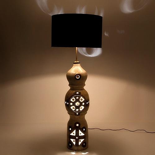 Georges Pelletier - Lampe de sol / Vendue