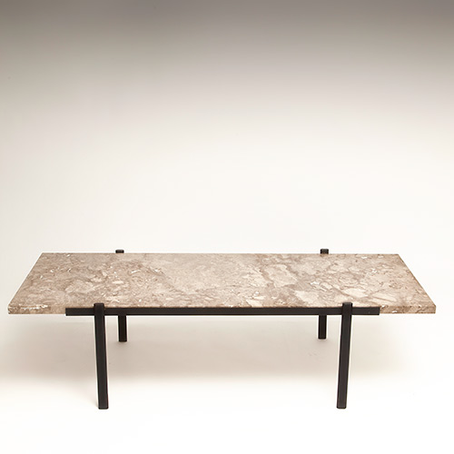 Table basse en marbre - Table en marbre rectangulaire ...